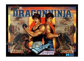 Bad Dudes vs Dragon Ninja.