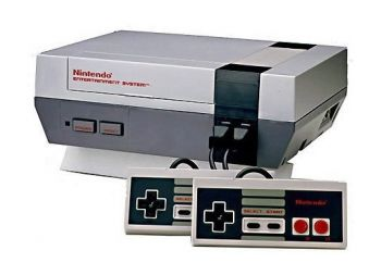 NES Console (unboxed)