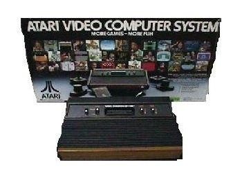 Atari 2600  Console Boxed