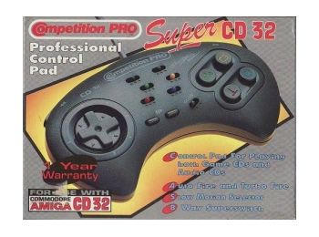 Professional Control Pad CD32