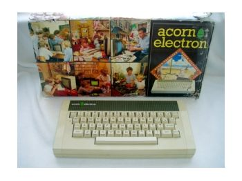 Acorn Electron (boxed)