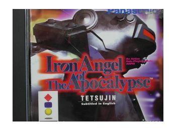 Iron Angel of the Apocalypse