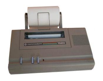 Commodore 1520 Plotter