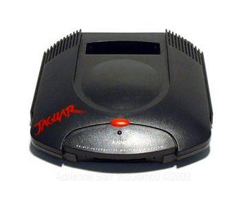 Atari Jaguar Console. Boxed