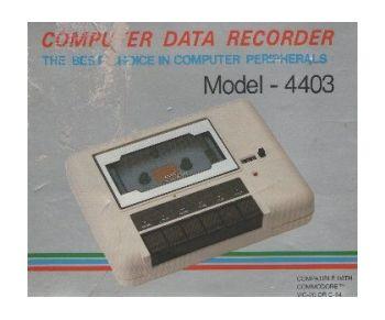 Commodore 4403 datasette boxed