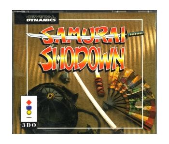 Samurai Showdown.