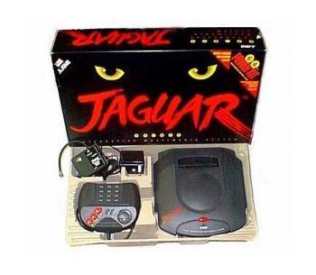 Atari Jaguar (boxed)