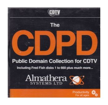 CDPD Public Domain Collection