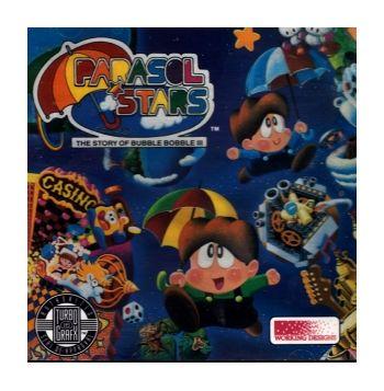 Parasol Stars: The Story Of Bubble Bobble III