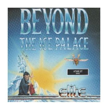 Beyond The Ice Palace.