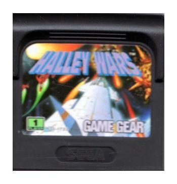 Halley Wars.