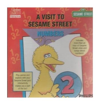 A Visit To Sesame Street. Numbers.