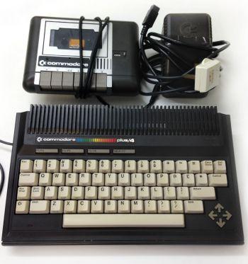 Commodore Plus/4 Unboxed