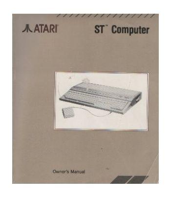 Atari St Computer Owner's Manual