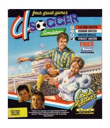 4 Soccer Simulators.