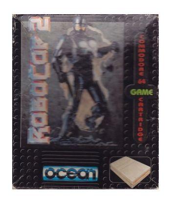 Robocop 2 (Cartridge)