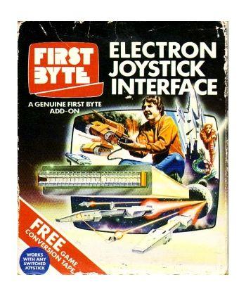 Electron Joystick Interface