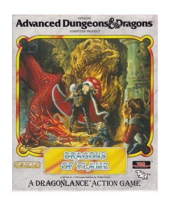 Advanced Dungeons & Dragons - Dragons of Flame