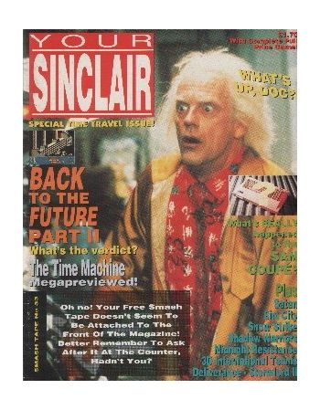 Your Sinclair. Issue 56. August 1990