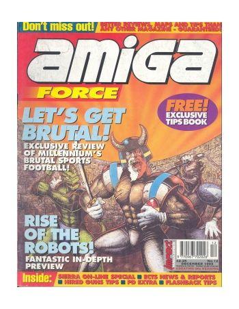 Amiga Force. Issue 12. December 1993