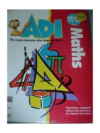 ADI Maths 11/12 Years.