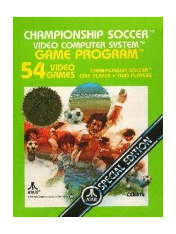 Championship Soccer