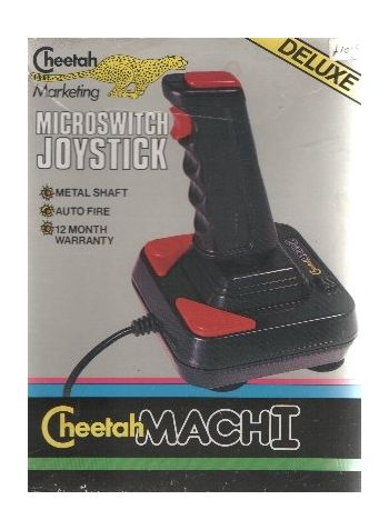 Cheetah: Microswitch Joystick (Boxed)