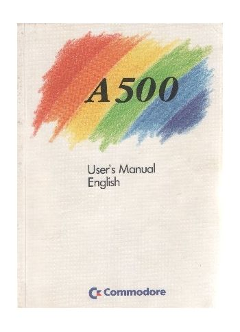A500 User's Manual