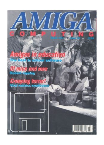 Amiga Computing. Issue 34. March 1991.