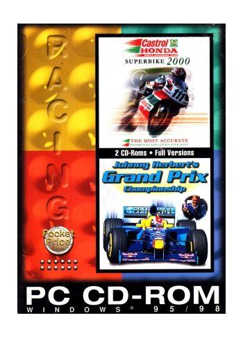 Johnny Hertbert's GP / Castrol Honda Superbike