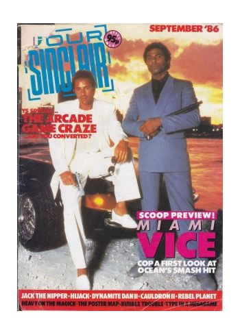 Your Sinclair September 1986