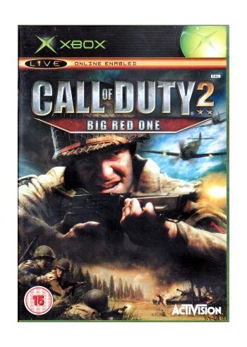 Call Of Duty 2 Bid Red One