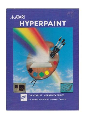 Atari HyperPaint