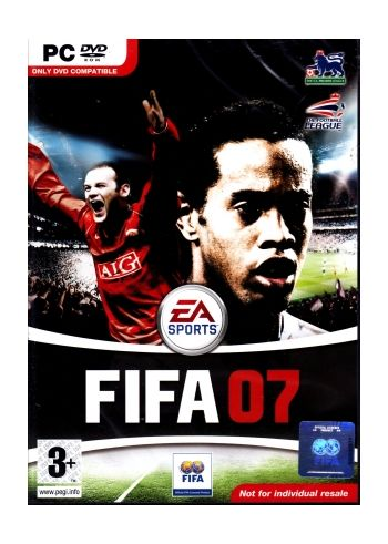 FIFA 07 New and Sealed