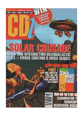 CDi.  August 1996 Issue 19