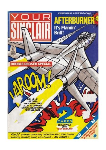 Your Sinclair December 1988