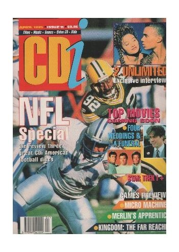 CDi. Issue 11. April 1995