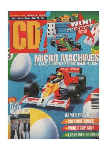 CDi. Issue 13. August 1995
