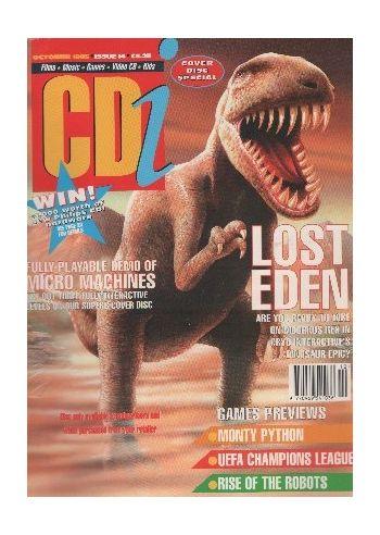 CDi. Issue 14. October 1995