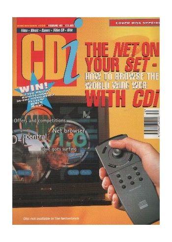 CDi. Issue 15. December 1995