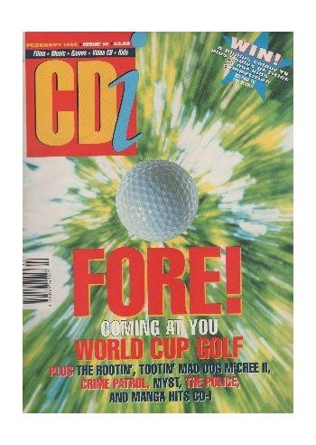 CDi. Issue 16. February 1996