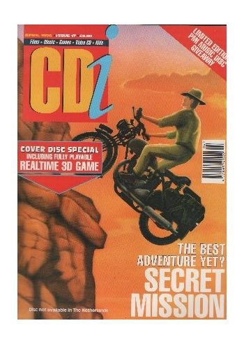 CDi. Issue 17. April 1996
