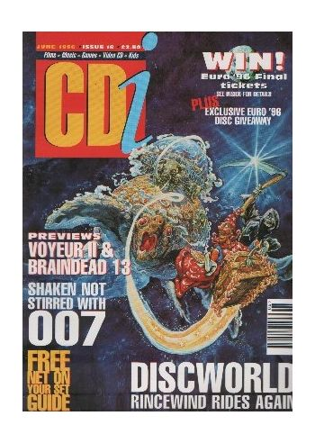 CDi. Issue 18. June 1996
