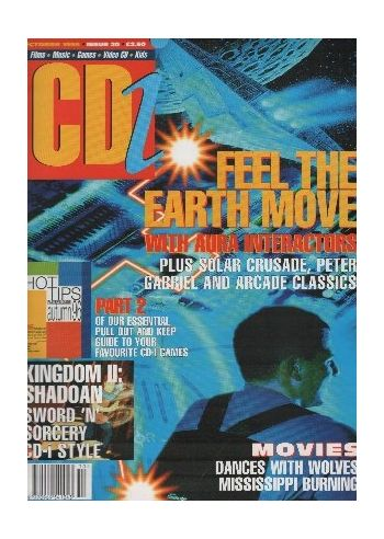 CDi. Issue 20. October 1996