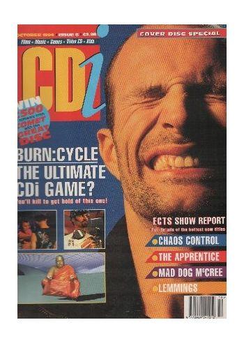 CDi. Issue 8. October 1994