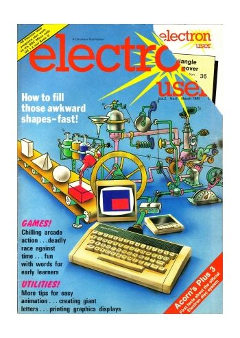 Electron User Vol.2 No.6 March 1985