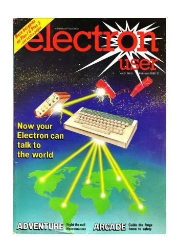 Electron User Vol.3 No.5 February 1986