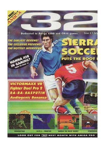 Amiga 32, Issue 2, July 1994