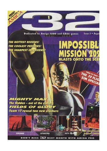 Amiga 32, Issue 3, Aug 1994