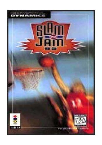 Slam Jam '95